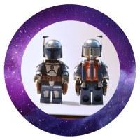 Custom Lego Star Wars Jango fett | NobleArtists777 | Flickr
