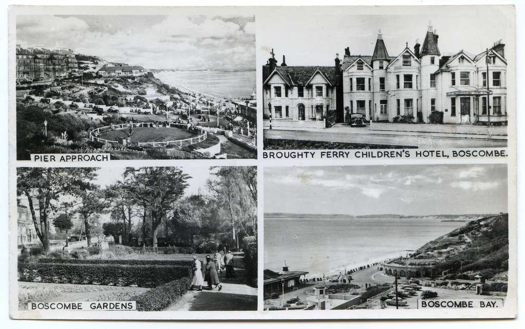Broughty Ferry Hotel 34 Sea Road Boscombe Bournemouth