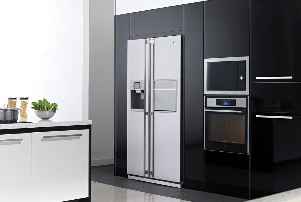 02 LG Builtin Appliances My Signature Kitchen  LG