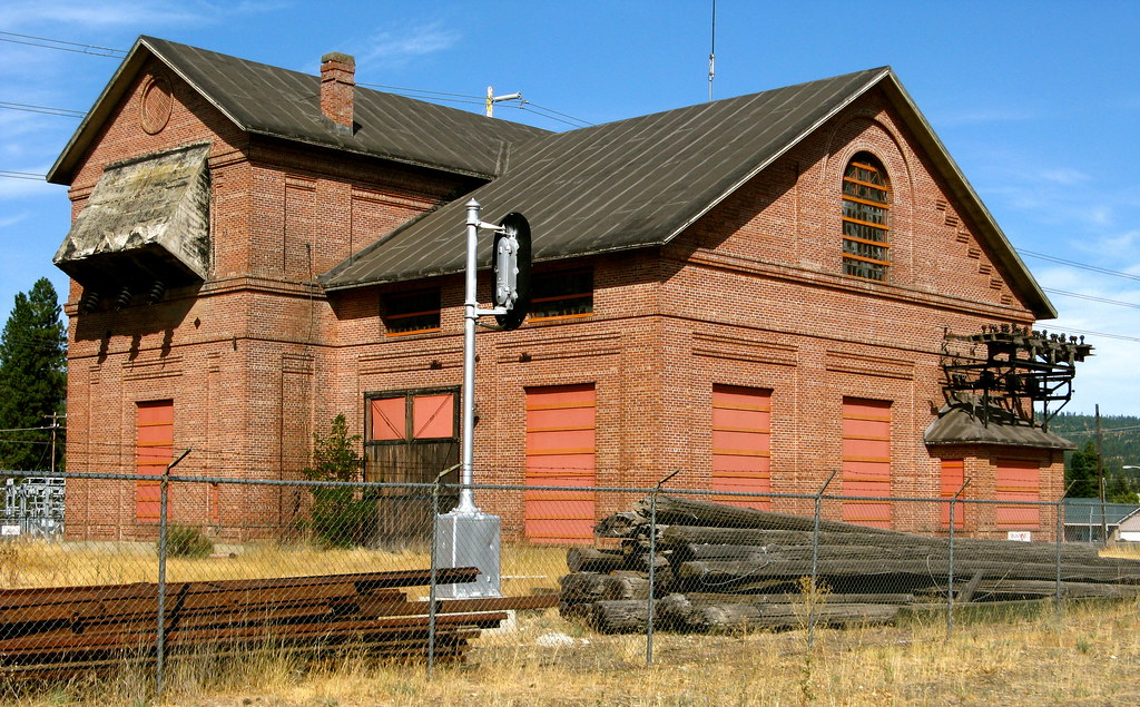 and electric wiring diagram for car fog lights milwaukee road substation # 24 | seen in cle elum,washington… flickr