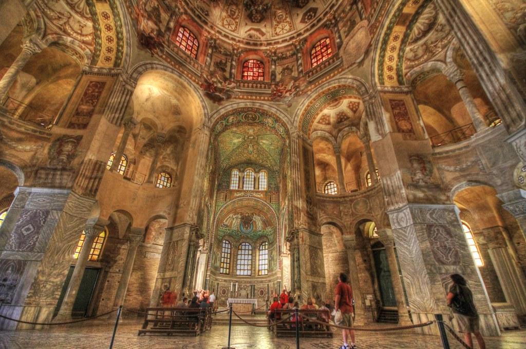 Image result for Basilica of San Vitale, Ravenna