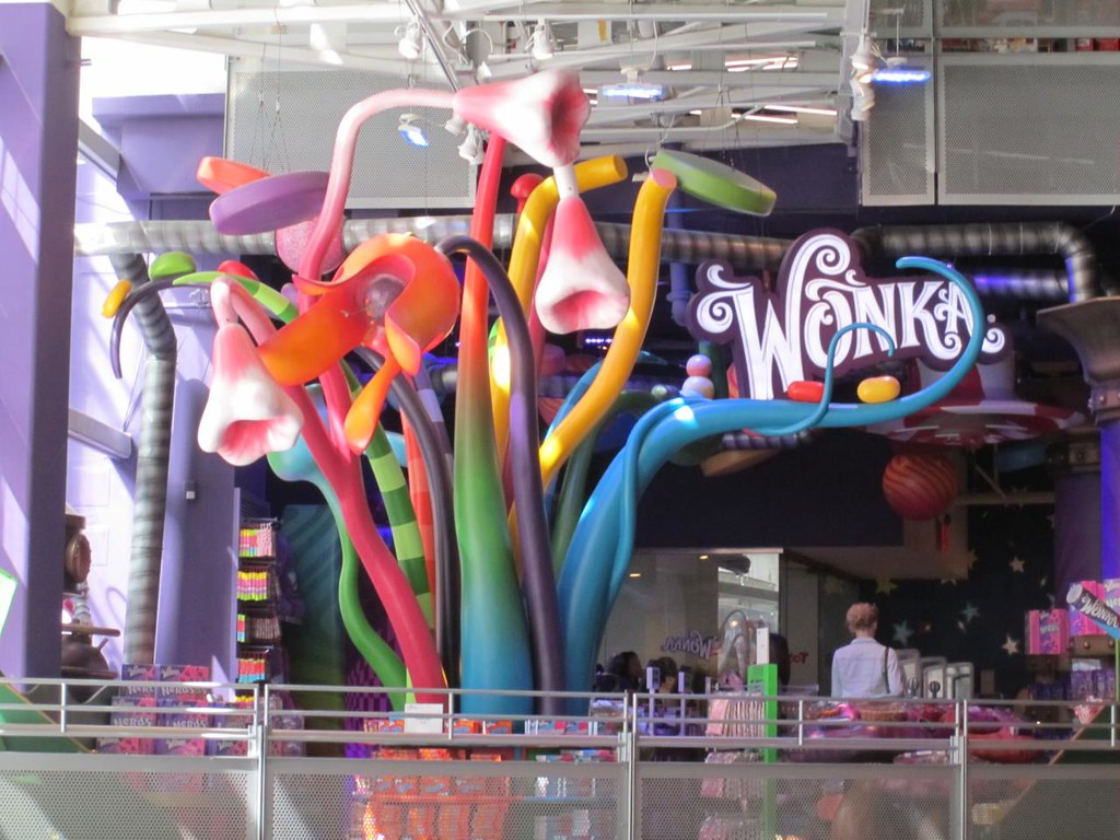 Wonka Candy Store  At Toys R Us in Times Square  Dan Stephenson  Flickr