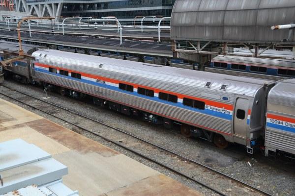 Amtrak Exhibit Train store To commemorate Amtrak39s