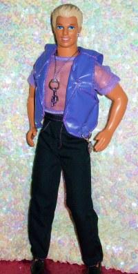 1992 Earring Magic Ken | STANLEY COLORITE | Flickr