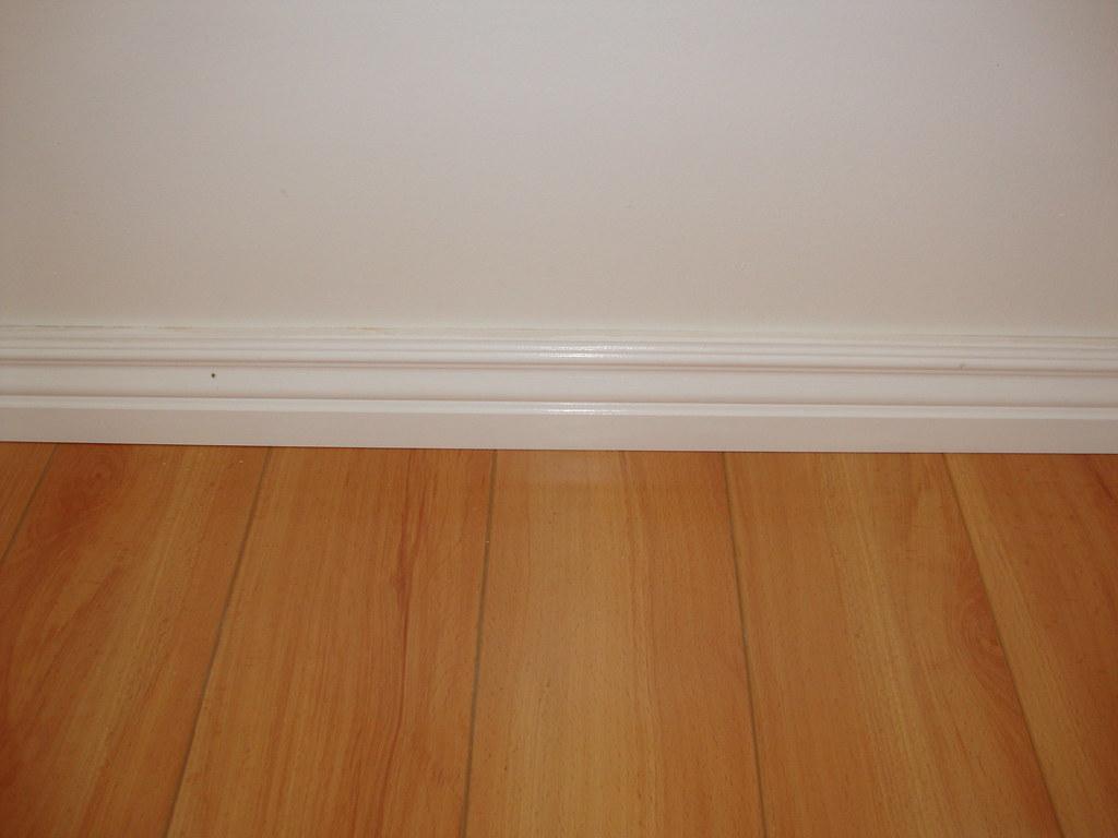 Trim and Hardwood floor  great trim and hardwood floors
