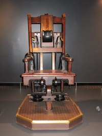 electric chair images - usseek.com