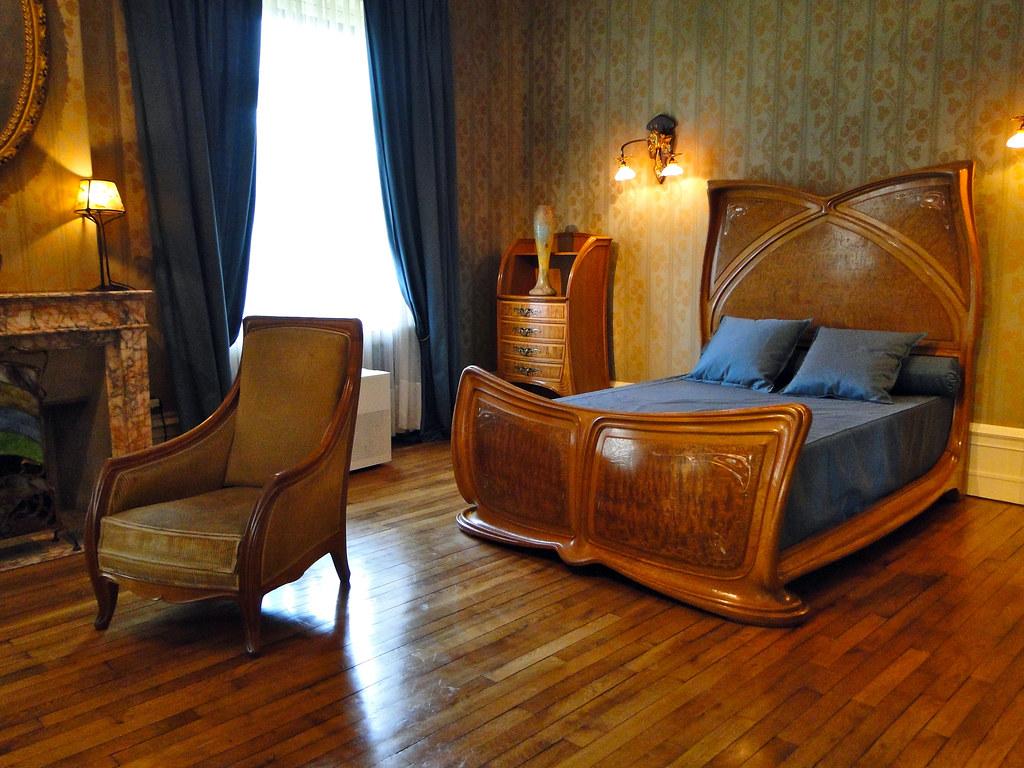 Chambre A Coucher Style Contemporain