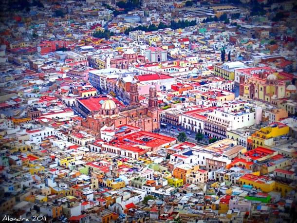 Centro histórico de Zacatecas
