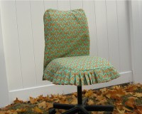 Office chair cover | Fabric by Anna Maria Horner Cover by ...