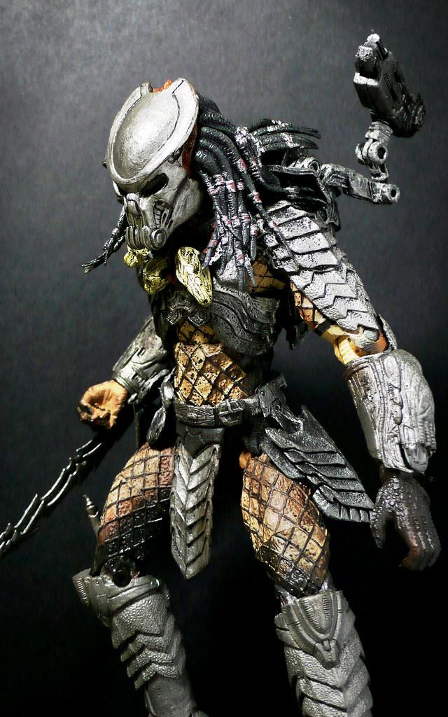 AVP Celtic Predator Mcfarlane  Very awesome figure with