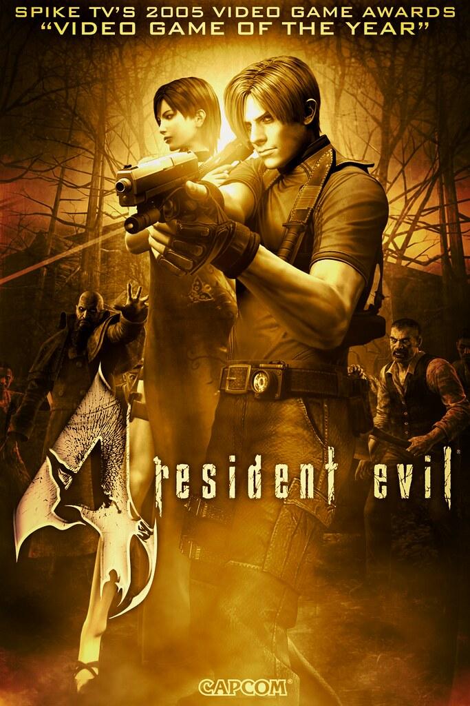 Resident Evil 4 Poster 1 Poster I Made Jevangood Flickr