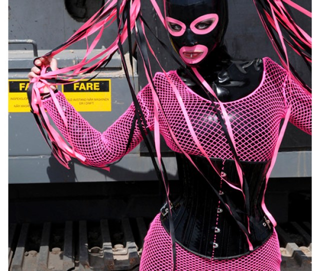 Pink Latexdoll By Robbies Photo