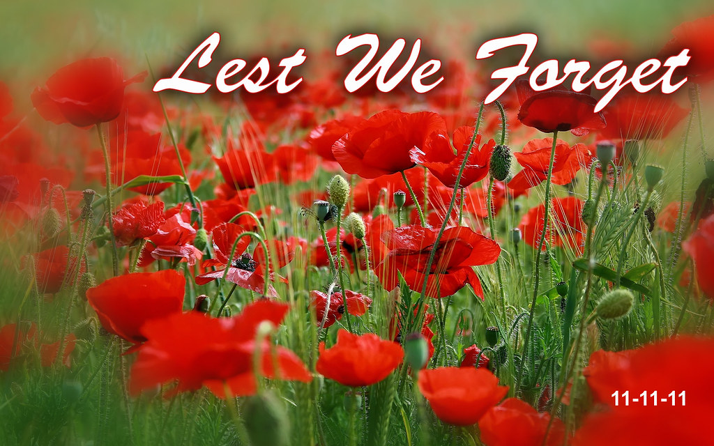 Remembrance Day Desktop 1680x1050 Did This For My