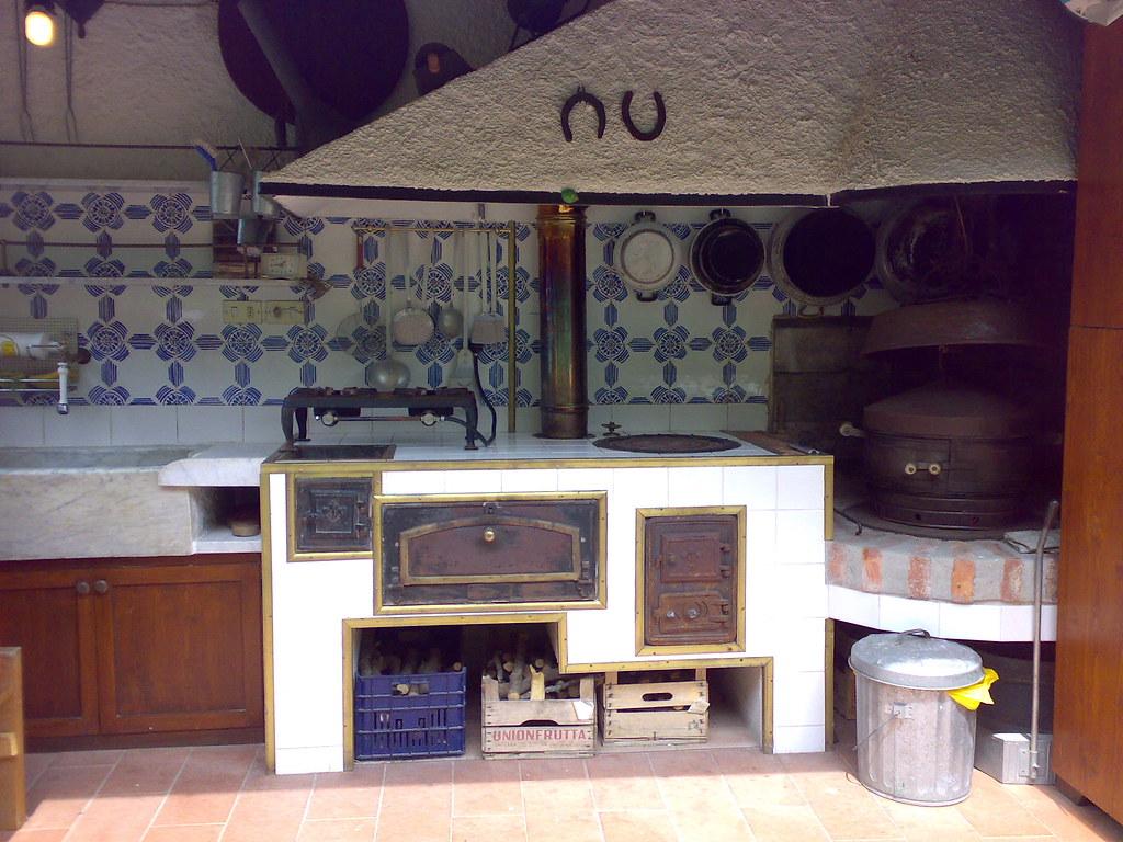 Cucina Esterna In Muratura