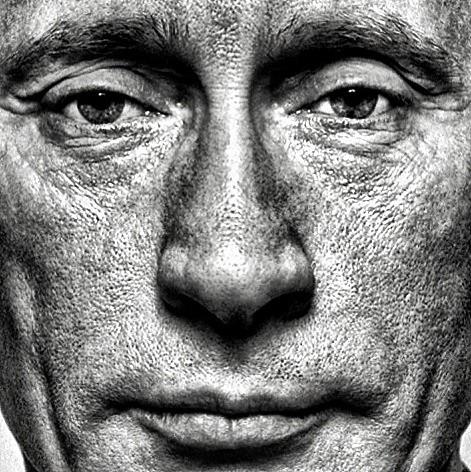 Vladimir Putin Judoka  Original photo by Platon