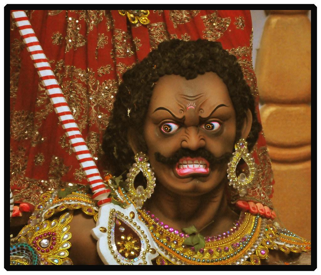 Mahishasura in Hindu Mythology  In Hindu mythology Mahisha  Flickr