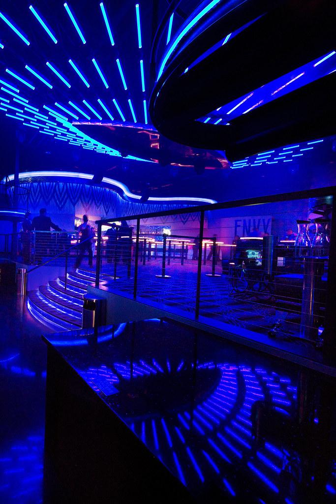 Interior Nightclub Design  LED Lighting Design  Casino N