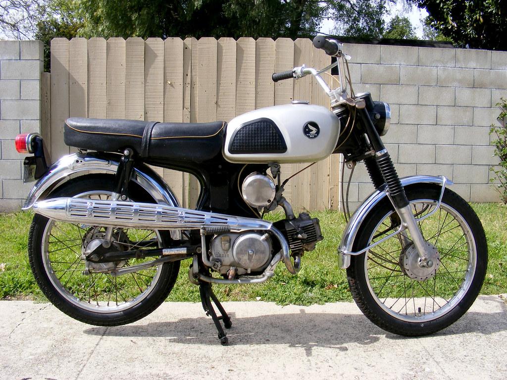hight resolution of  1967 honda cl90 scrambler motorcycle by christian boehr
