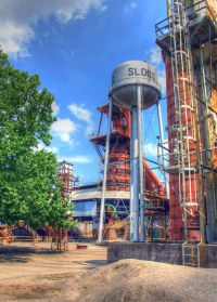 Sloss Furnace | Sloss Furnace in Birmingham Alabama ...