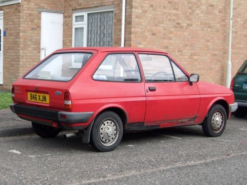 small resolution of  1984 ford fiesta popular by stuart axe