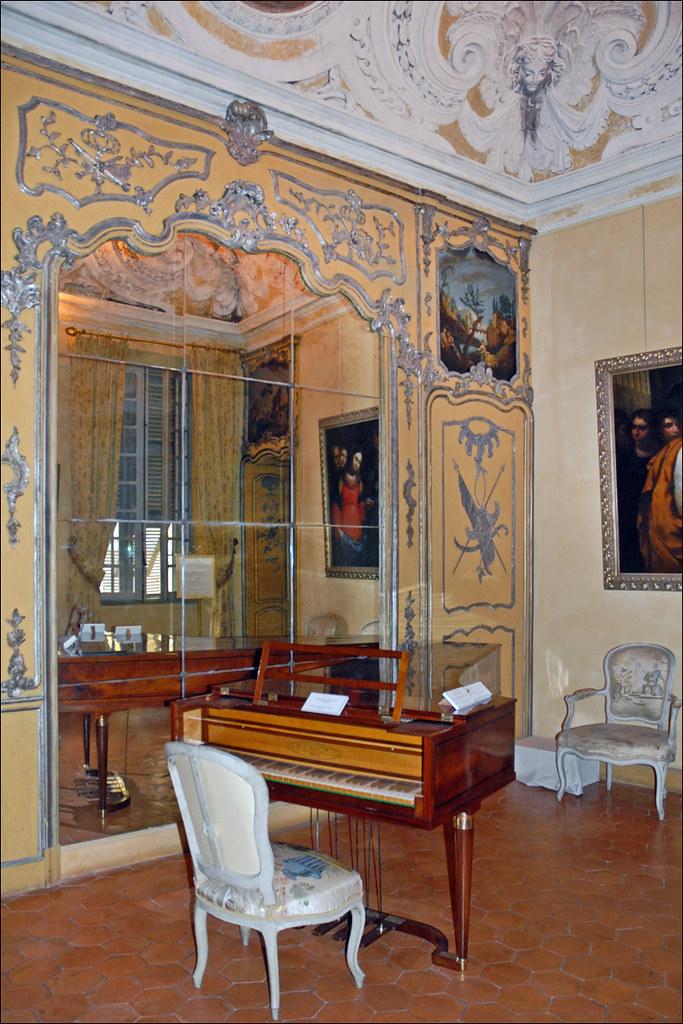 Le Palais Lascaris Nice  Chambre ou salon des Saisons Pla  Flickr