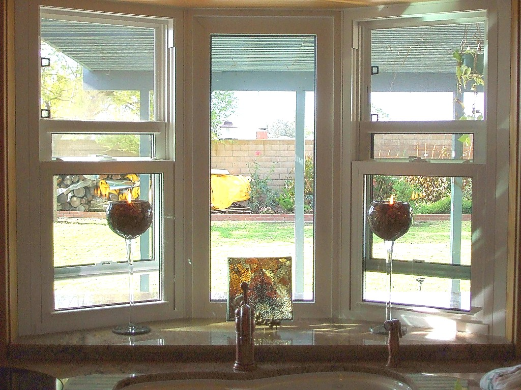 kitchen bay windows white porcelain sink window back yard best 59dodge flickr by