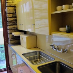 Built In Kitchen Cabinets Digital Scales Pa - Mill Run: Fallingwater | Modern For Its Day ...