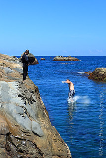 4_MG_9818-龍洞-跳水-龍洞灣公園-跳水-浮潛-海蝕地形-珊瑚礁巖-海灣-潛水-東北角-新北市-貢寮區-貢寮… | Flickr