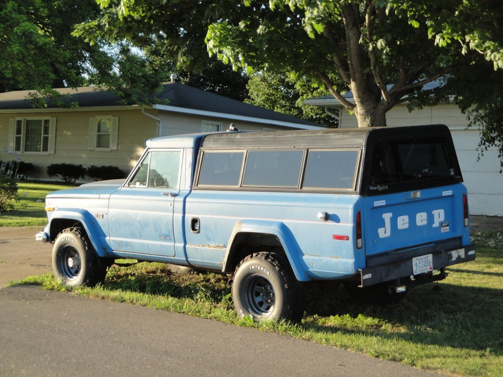 medium resolution of  78 amc jeep j10 by crown star images