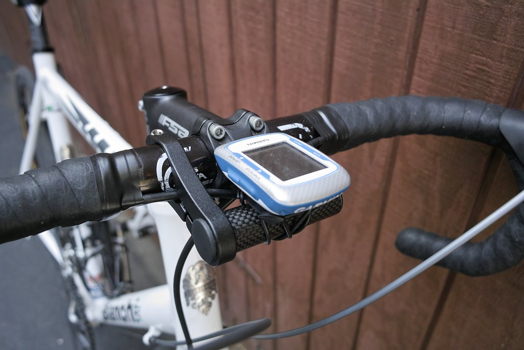 Garmin Edge 500 on Mr Control Light Mount ADP3RC  Flickr