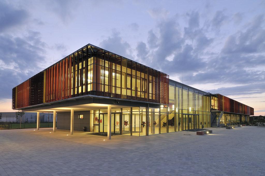 Grundschule Neubiberg Germany  Designed by Architects