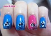 nail art fish conciry zhang