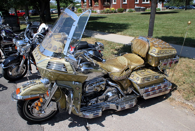 Motorcycle /Harley/ The Most Tricked Out Ride, Ive Seen
