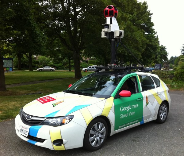 Google Street View Cars Job - Year of Clean Water on google maps street car hits deer, google maps car in pa, google maps car salary, google maps strange car,