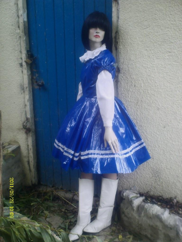 ALICE 032  PVC Alice In Wonderland Dress the new range of l  Flickr