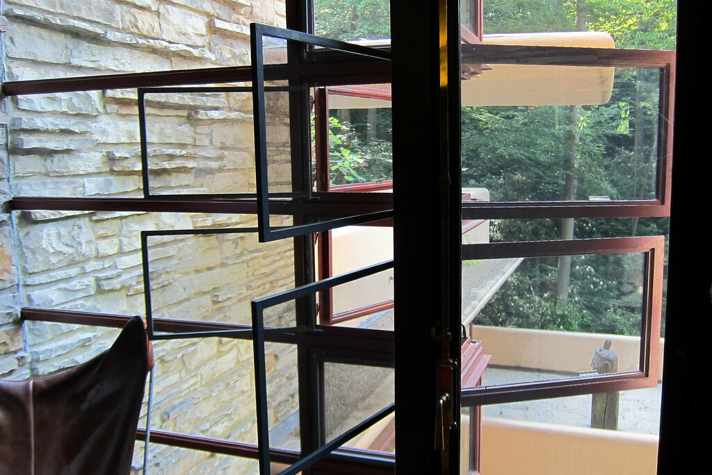 PA  Mill Run Fallingwater  Dressing Room  Fallingwater f  Flickr