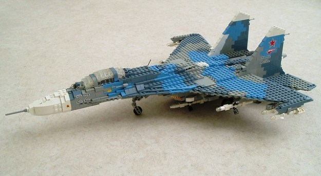 Su-27 Flanker updated (1)