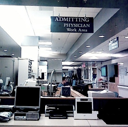 Fairfax VA INOVA Emergency Room  This ER  INOVA Fairfax