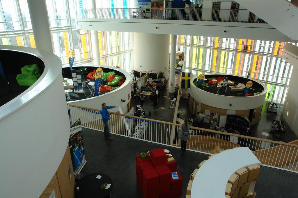 restad Gymnasium  Orestad College Copenhagen Denmark