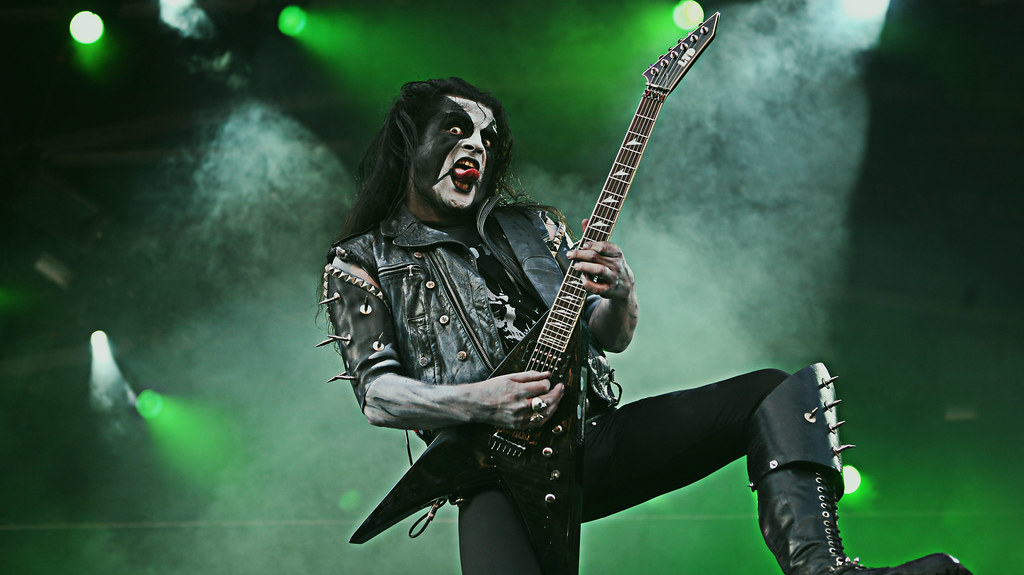 Abbath, Immortal - Black Metal from Bergen