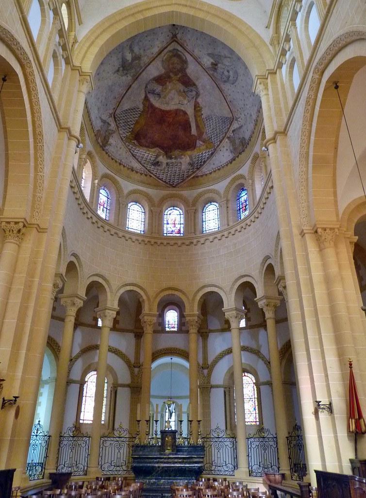 ParayleMonial  Basilique du Sacr Coeur  The