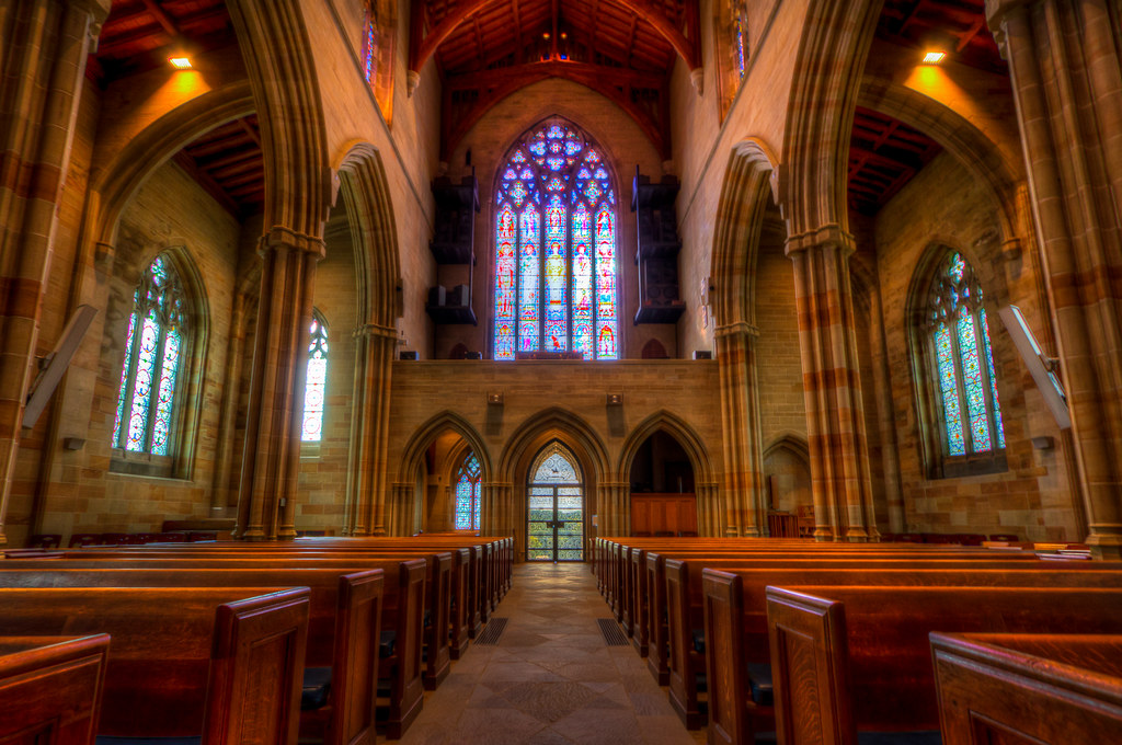 Bryn Athyn Cathedral Interior  I just got home from a week   Flickr