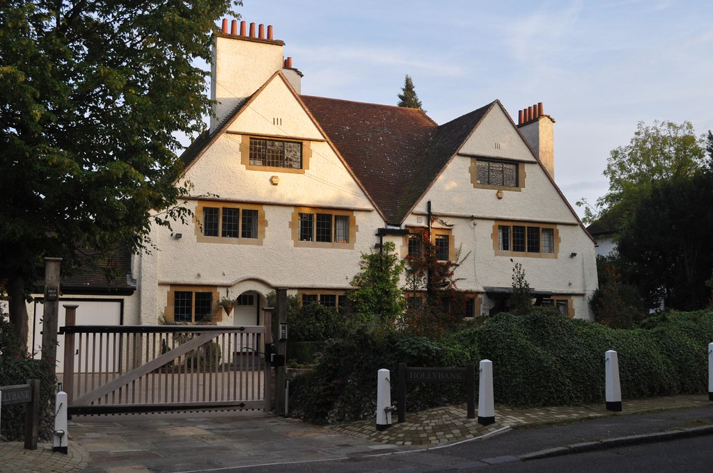 Hollybank Chorleywood  This is Hollybank in Shire Lane de  Flickr