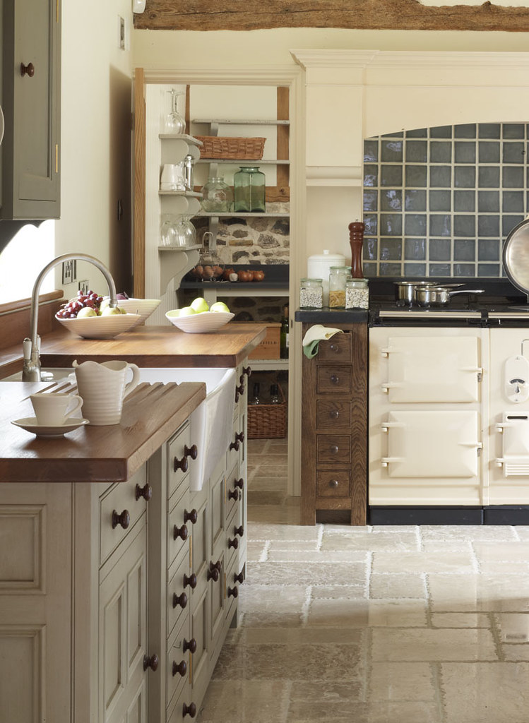 Aga In Chalon Kitchen  Many of our clients combine