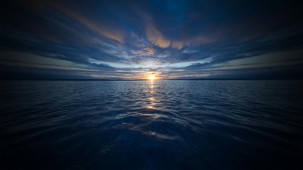 coldsun waterscape  Shot with sigma 8mm fisheye  lens