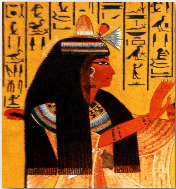 Women In Ancient Egyptian Art 007 Facsimile-series Of