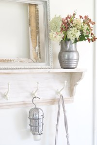 Coat Rack Shelf | country style. | Heather Anderson | Flickr