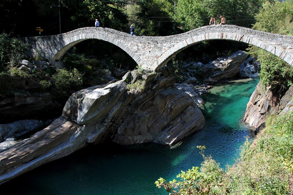 1650  Ponte dei Salti  17 Jhd  1868 teilweise zerstr  Flickr