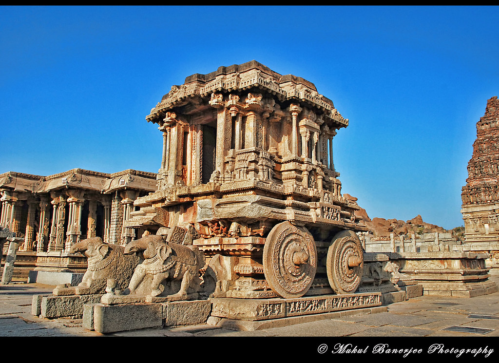 Rama 3d Wallpaper Stone Chariot Vittala Temple Hampi Karnataka At Hampi