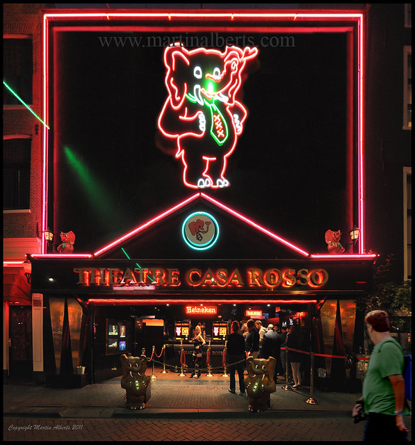 Casa Rosso Theatre Amsterdam  Flickr  Photo Sharing